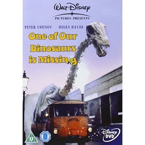 One Of Our Dinosaurs Is Missing DVD [2004]