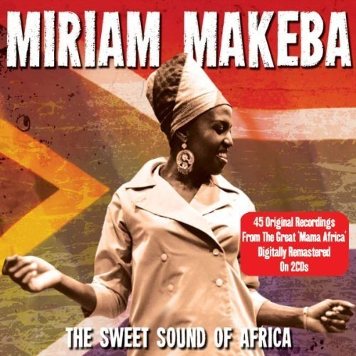 The Sweet Sound of Africa Audio Cd Miriam Makeba