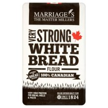 Marriages  100% Canadian White Flour - Very Strong 1.5kg x 5