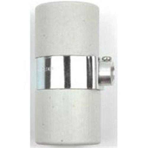 Socket Porc Sngl Bushing Strap 60580