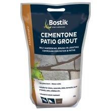 Bostik 30812559 Self-Hardening Cementone Patio Grout - Grey