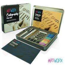 Artworx Calligraphy Set
