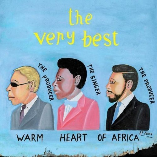 The Very Best - Warm Heart of Africa [CD]