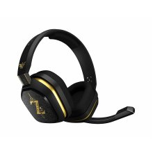 ASTRO Gaming A10 The Legend of Zelda, Breath of the Wild Headset Including Chat Adapter For Nintendo Switch - Black/Gold