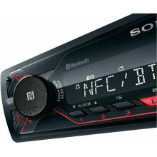 Sony DSX A410BT Car Mechless Stereo Media Player?Bluetooth/USB/iPhone-iPod?4x50W