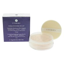 By Terry Voile Poudre Eclat 3 Ivory Peach Finishing Powder 15g For Women (UK)