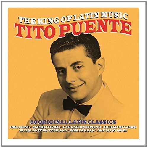 The King of Latin Music Double Cd Double Cd Audio Cd Tito Puente