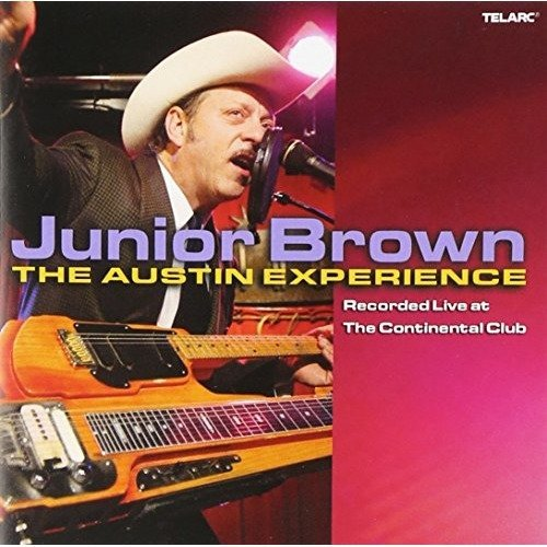 Junior Brown - Live at the Continental Club: the Austin Experience [CD]