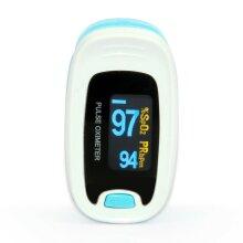 50N Fingertip Oxymeter Spo2,PR Monitor Blood Oxygen Pulse Oximeter