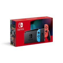 Nintendo Switch Console 1.1 - Neon Red/Neon Blue