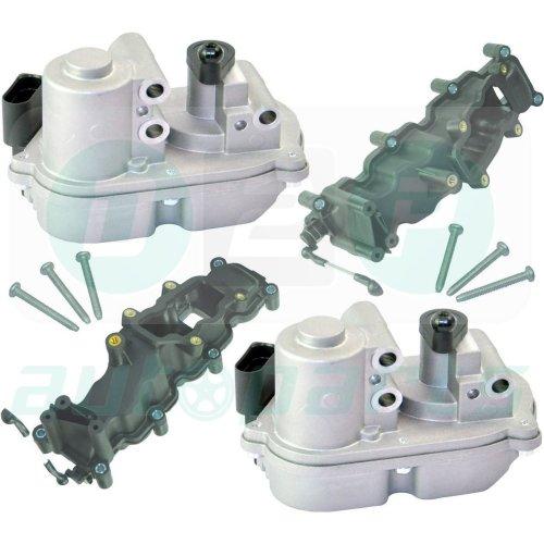 Air Intake Manifold Left For Audi A4 A6 A8 Q7 VW PHAETON TOUAREG 2.7 3.0 TDI