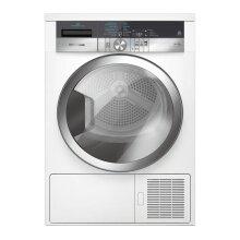 Grundig ExpressDry GTN38267GCW Heat Pump Tumble Dryer, White - Used