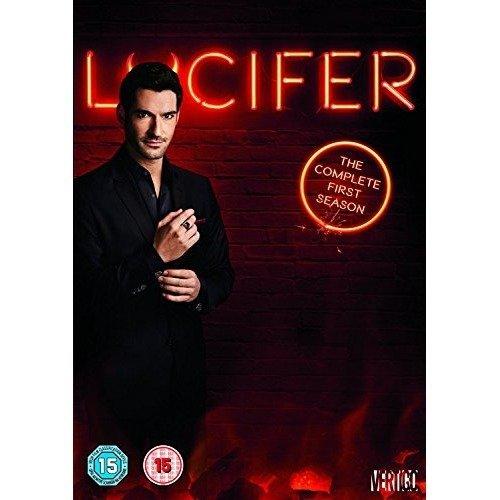 Lucifer Season 1 DVD [2016]