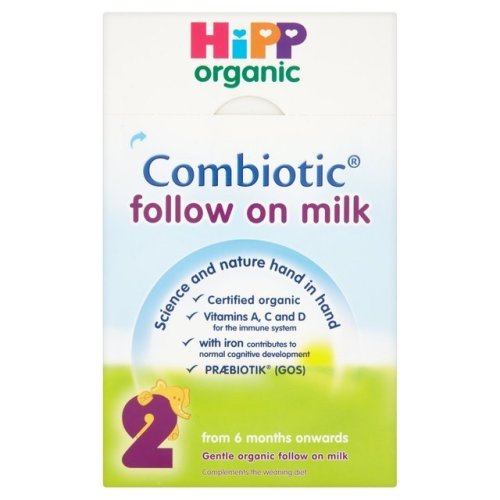HiPP Organic Follow-On Milk | Baby Formula 800g