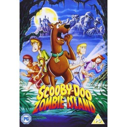 Scooby Doo - On Zombie Island DVD [2003]