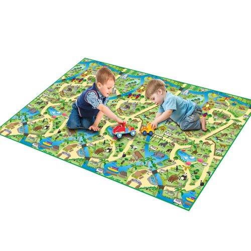 Eduk8 Worldwide | Zoo Play Mat (200x120cm)