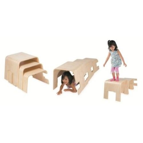Childrens Arch Balance Stairs Indoor/Outdoor Use (A40042)