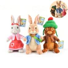 Peter Rabbit Movie Benjamin Bunny Peter Or Lily Plush Toy