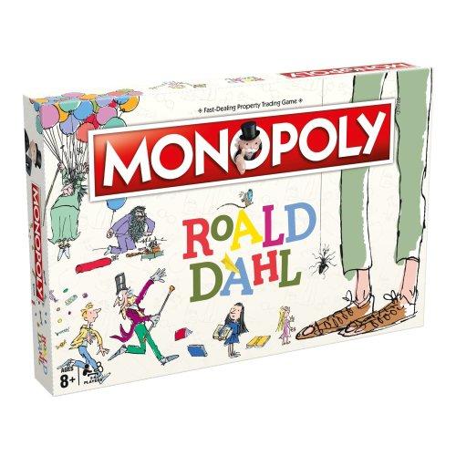 Monopoly Roald Dahl Edition Board Game