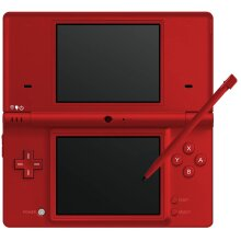 Nintendo DSi Handheld Console (Red) - Used