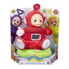 Teletubbies 6796 Stackable Soft Toy, Multi-Colour