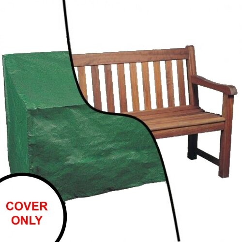 Oypla Waterproof 6ft 1.8m Garden Furniture 3 Seater Bench Seat Cover