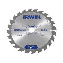 Irwin 1897210 Circular Saw Blade 250 x 30mm x 24T ATB