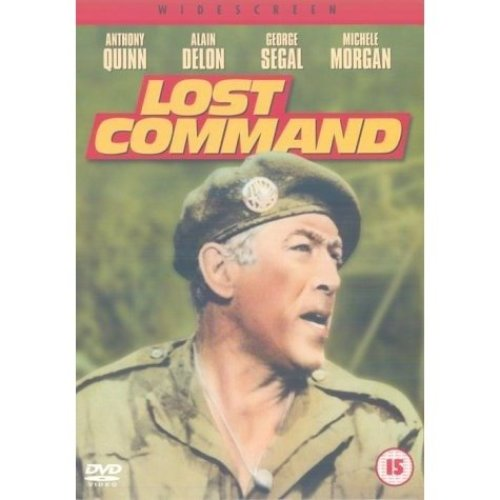 Lost Command DVD [2002]