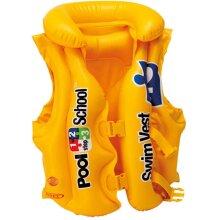 Swim Vest Pool Swimming Safety Buoyancy Life Jacket Sailing Fishing 3-6 Years