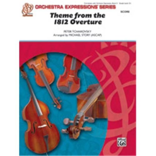 Alfred 00-38405 THEME 1812 OVERTURE-OE2