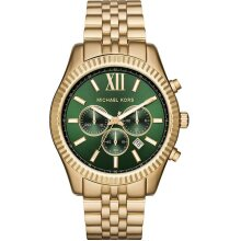Michael Kors Lexington Men's Watch MK8446 New with Tags