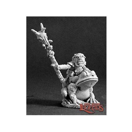Reaper Dark Heaven Legends 03226 Parway Ambercane Gnome Druid