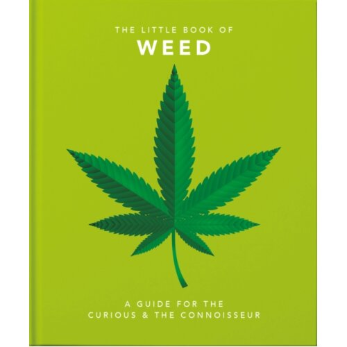 Little Book of Weed by Orange Hippo