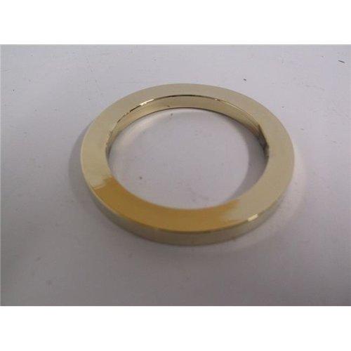 Baldwin 4437140 Decorative Cabinet Pull in Bright Nickel