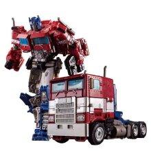 Transformer Optimus Prime Robot Action Figure Autobots Masterpiece