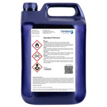 Standard Paint Thinner - Cellulose Gunwash 1 x 5 Litres | Chemiphase Ltd