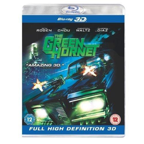 The Green Hornet 3D Blu-Ray [2011]