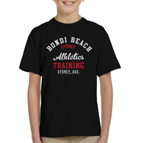Bondi Beach Athletics Training Kid's T-Shirt