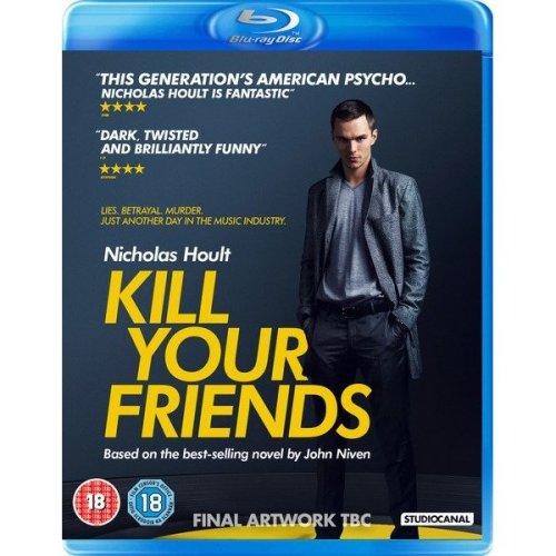 Kill Your Friends Blu-Ray [2016]