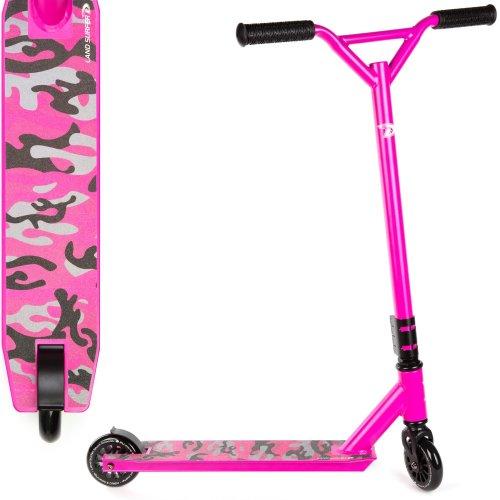 Land Surfer Stunt Scooter - Pink Camo