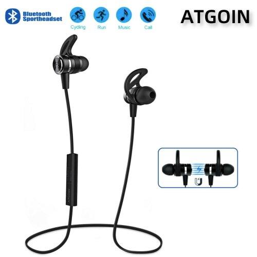 Wireless Bluetooth Headphones Sports Premium Earphones for iPhone Samsung Huawei