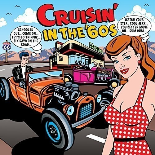 Cruisin in the 60s [3cd Box Set]