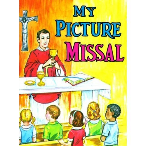 My Picture Missal (St. Joseph Picture Books)