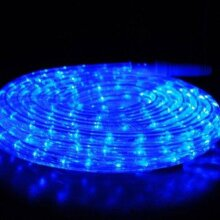 Ex-Pro 5m Static Super Bright Blue Rope light