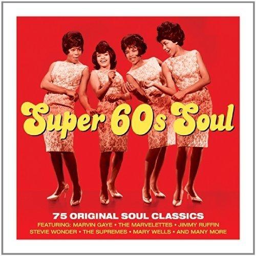 Super 60s Soul [CD]