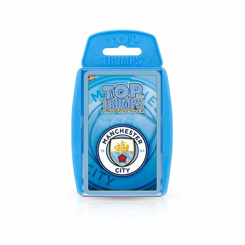 Top Trumps Manchester City FC 2018/19 Card Game