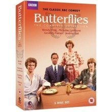 Butterflies - The Complete Collection DVD [2011]