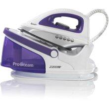 Swan SI11010N Steam Generator Iron - White / Purple