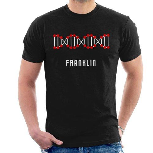 Maths And Science Rosalind Franklin DNA Men's T-Shirt