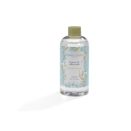 Natural Cotton - Fragrance Oil Diffuser Refill 250ml